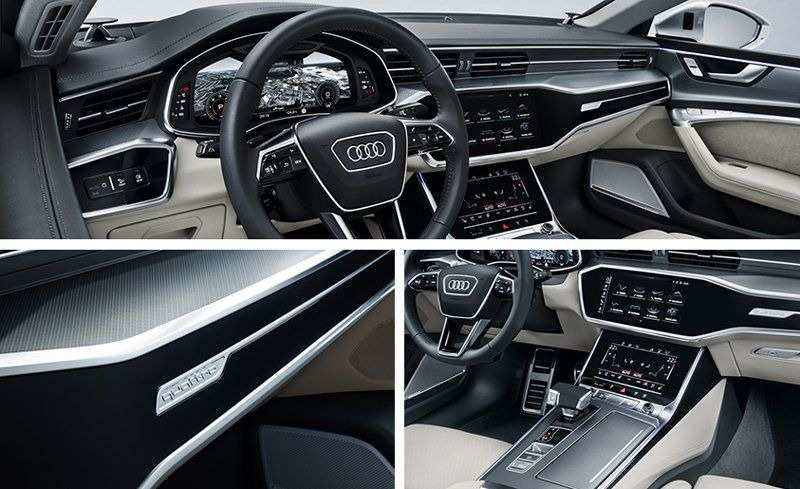 47 All New 2019 Audi A7 Interior Pricing with 2019 Audi A7 Interior