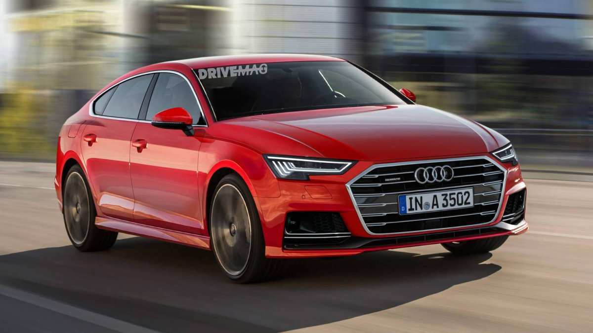 47 All New 2019 Audi Hatchback Exterior for 2019 Audi Hatchback