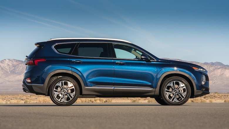 47 All New 2019 Hyundai Santa Fe Pickup Exterior by 2019 Hyundai Santa Fe Pickup