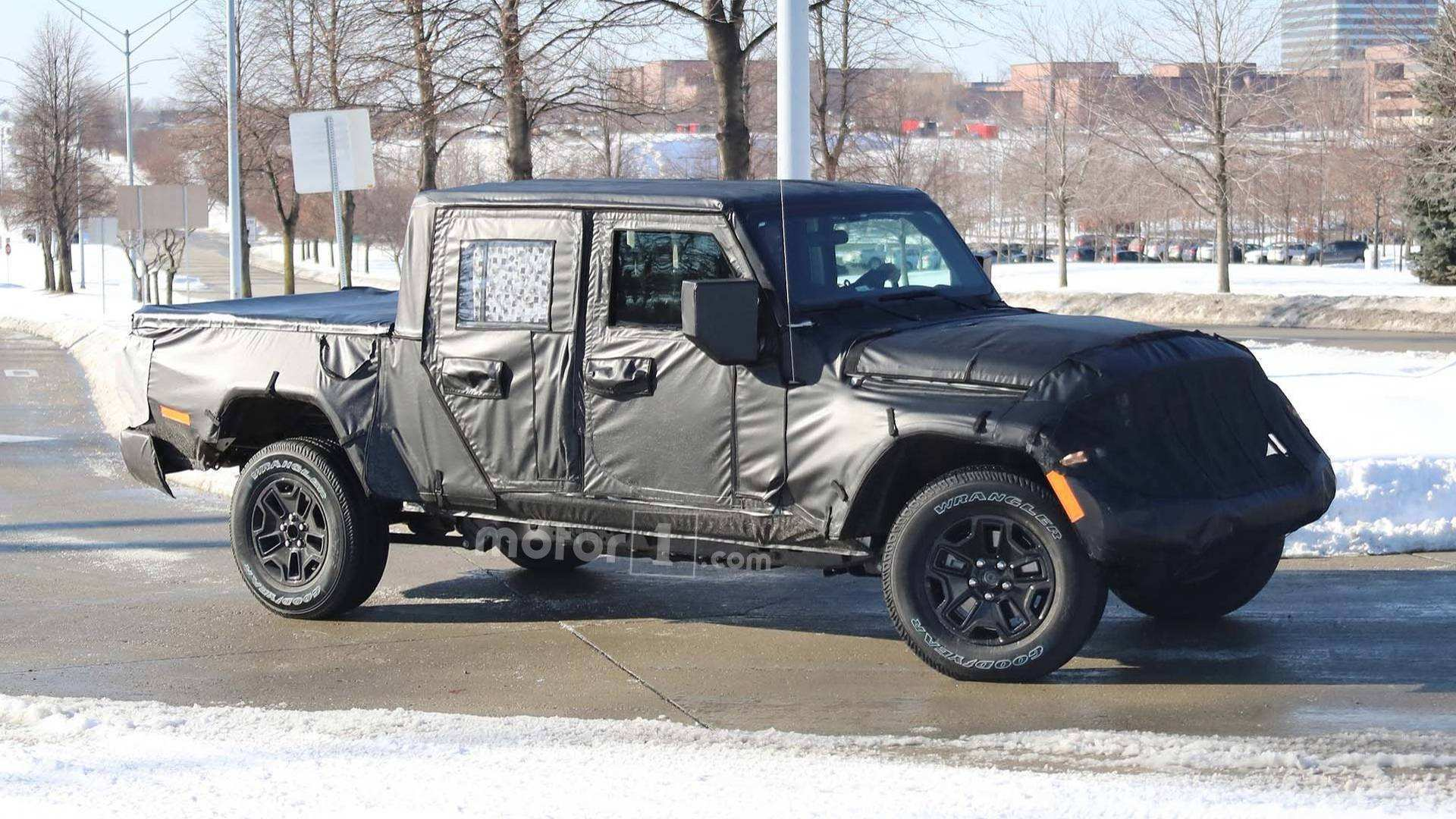 47 All New 2019 Jeep Tj Pickup Overview by 2019 Jeep Tj Pickup