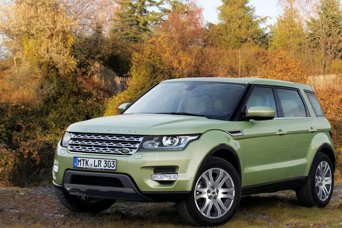 47 All New 2019 Land Rover Freelander 3 Spesification with 2019 Land Rover Freelander 3