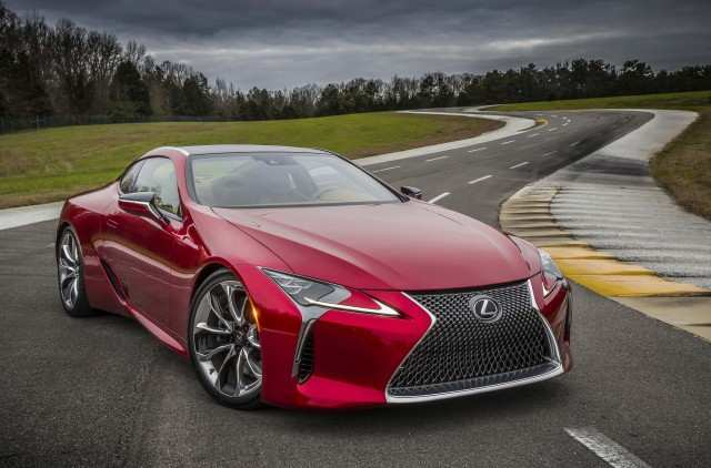47 All New 2019 Lexus Lc F Interior with 2019 Lexus Lc F