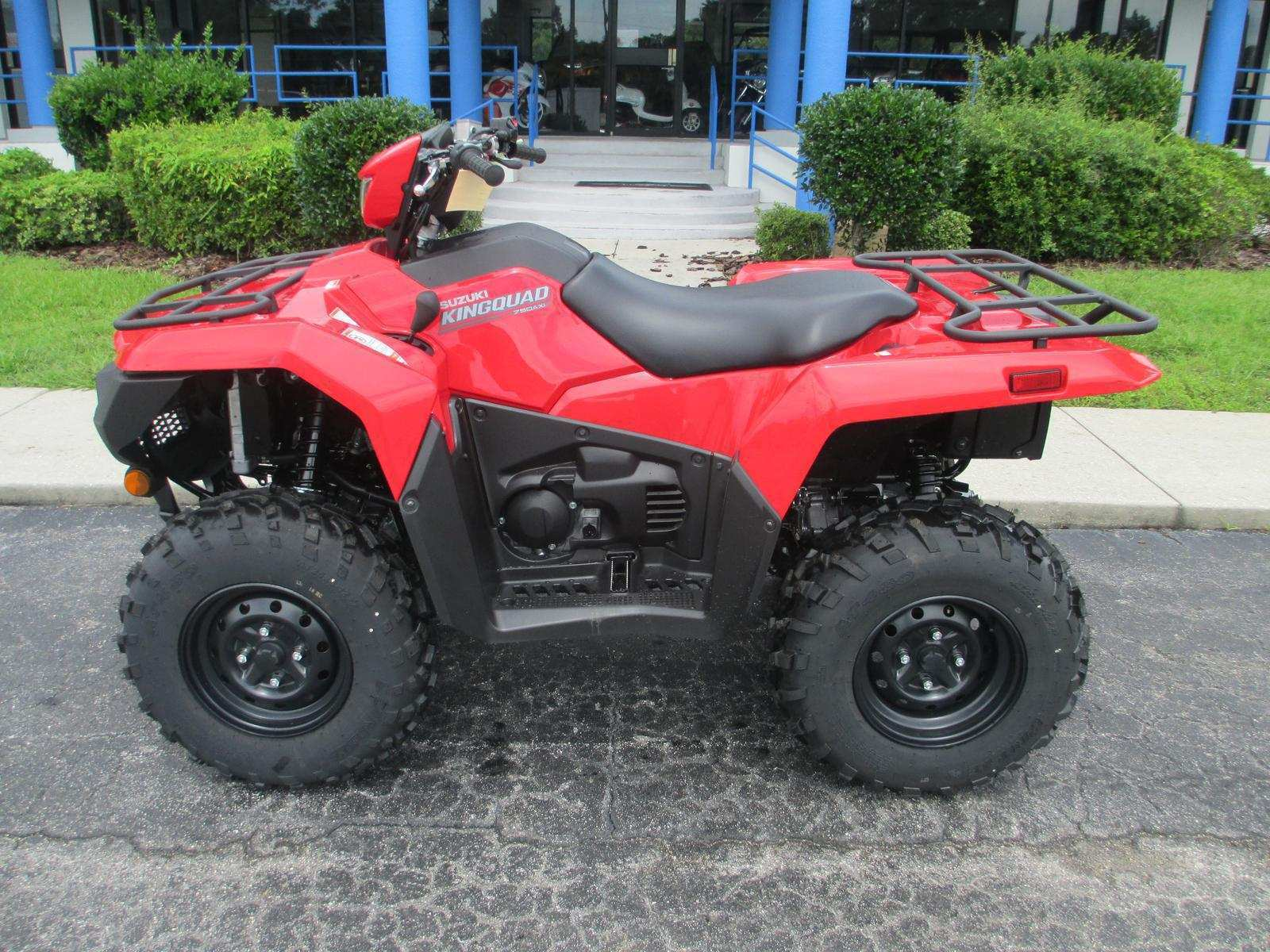47 All New 2019 Suzuki 750 King Quad Exterior and Interior with 2019 Suzuki 750 King Quad
