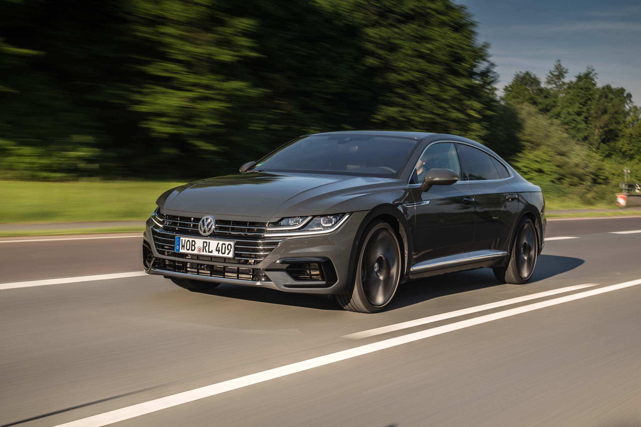 47 All New 2019 Vw Arteon Exterior by 2019 Vw Arteon