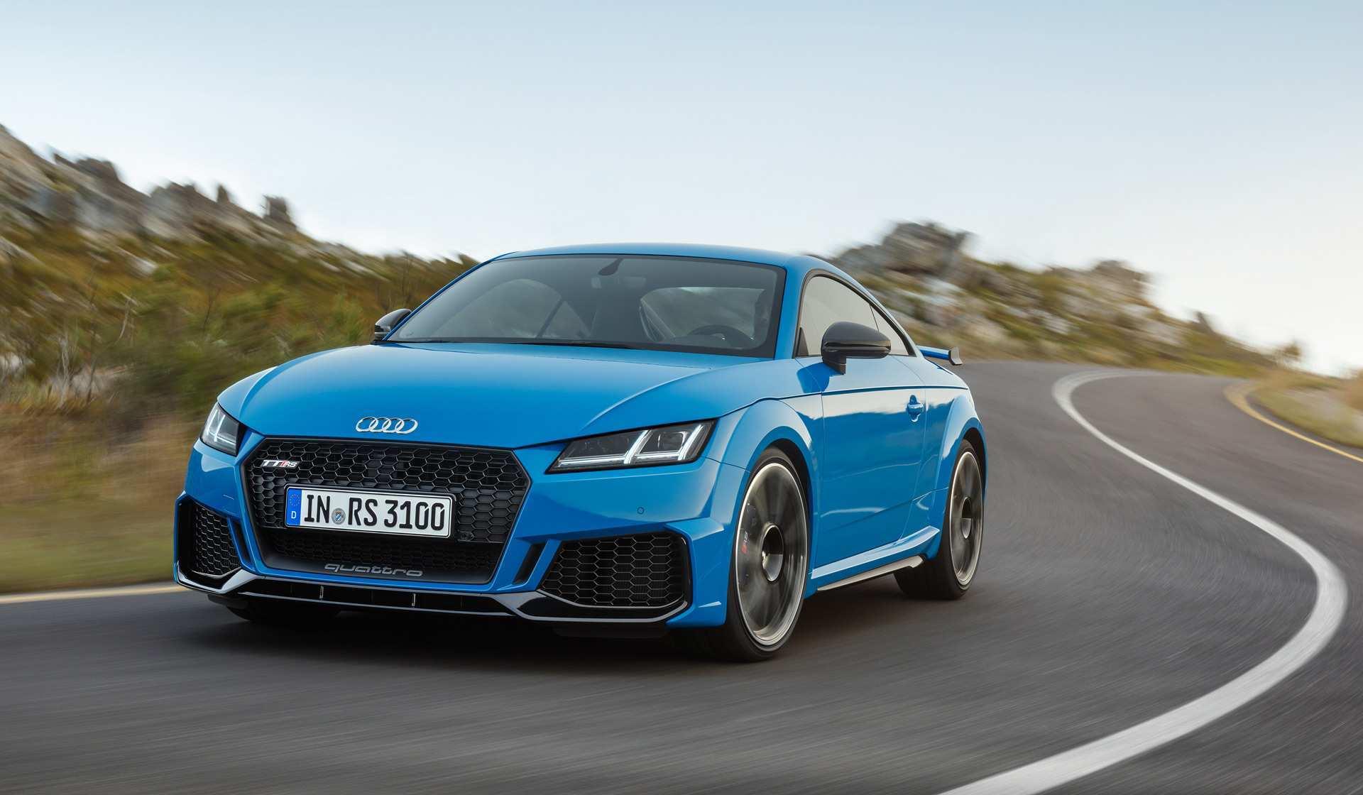 47 All New Audi Tt Rs 2020 History for Audi Tt Rs 2020