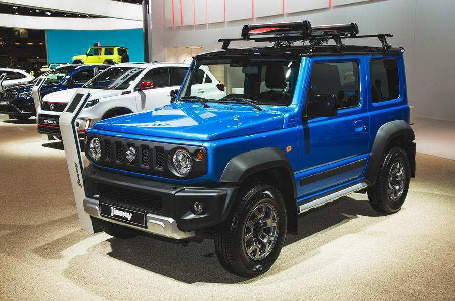 47 All New Suzuki Jimny 2019 Interior Reviews by Suzuki Jimny 2019 Interior