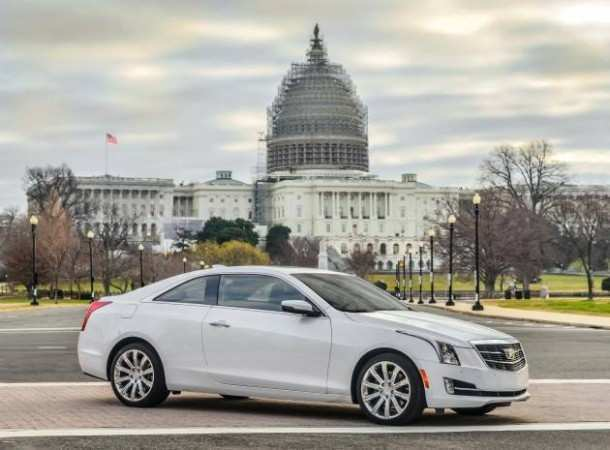 47 Best Review 2019 Cadillac Coupe Redesign for 2019 Cadillac Coupe