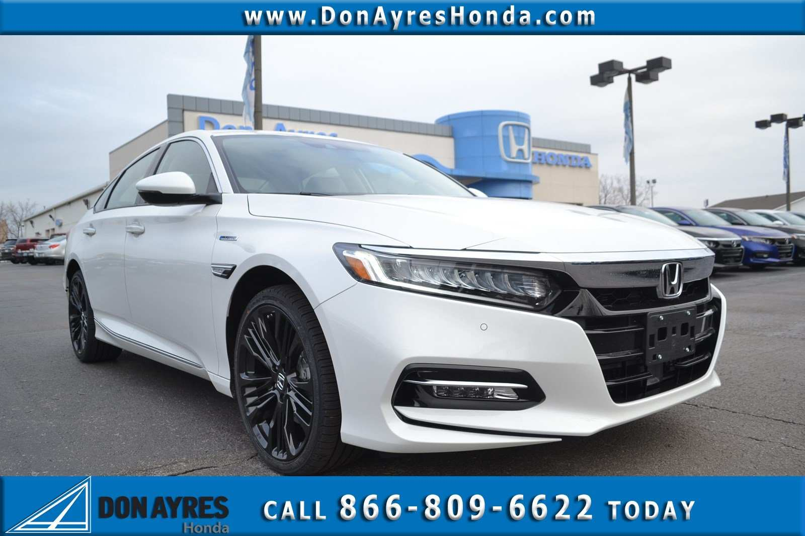 47 Best Review 2019 Honda Accord Hybrid Pictures with 2019 Honda Accord Hybrid