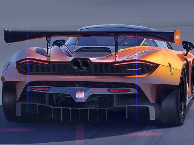 47 Best Review 2019 Mclaren 720S Gt3 Ratings by 2019 Mclaren 720S Gt3