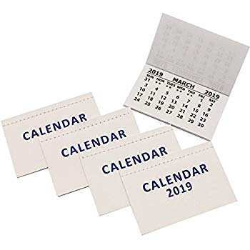 47 Best Review 2019 Mini Tear Off Calendar Price by 2019 Mini Tear Off Calendar
