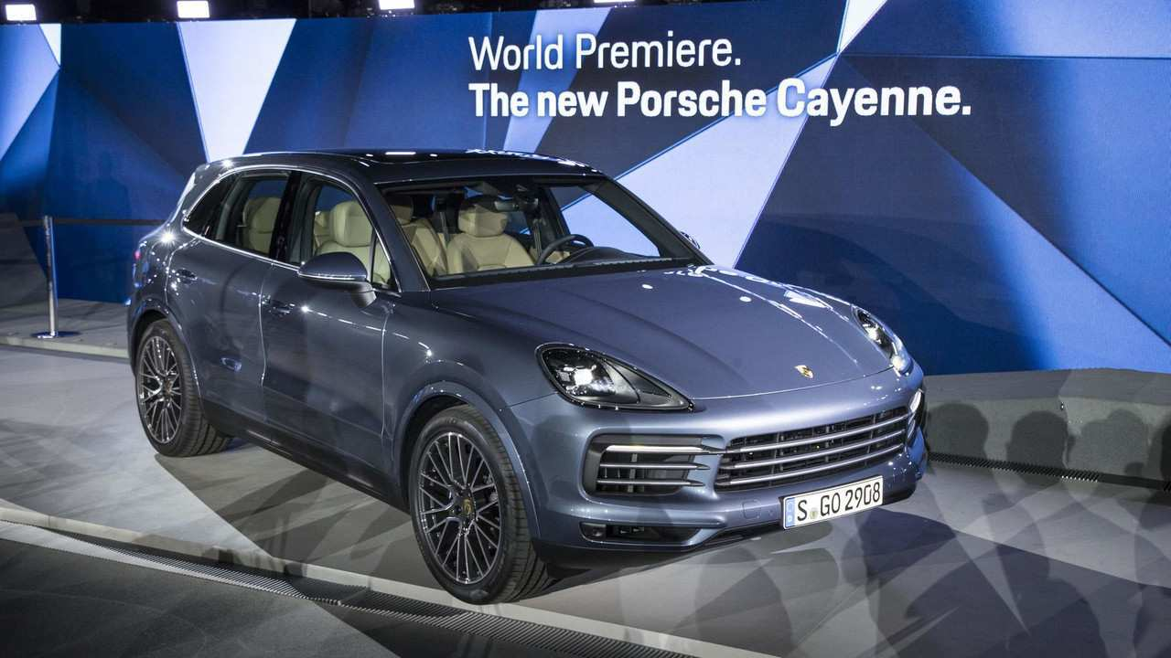 47 Best Review 2019 Porsche Cayenne Video Specs with 2019 Porsche Cayenne Video