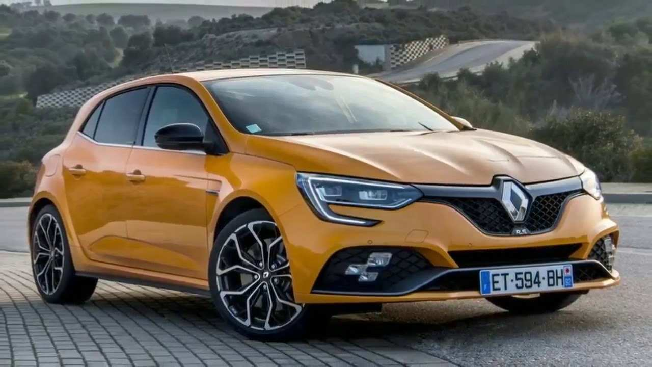 47 Best Review 2019 Renault Megane Rs Picture for 2019 Renault Megane Rs