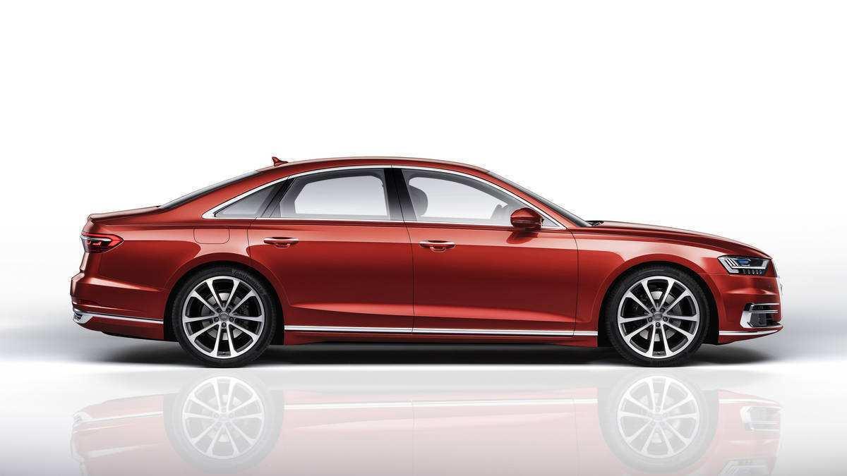 47 Concept of 2019 Audi S8 Spesification for 2019 Audi S8