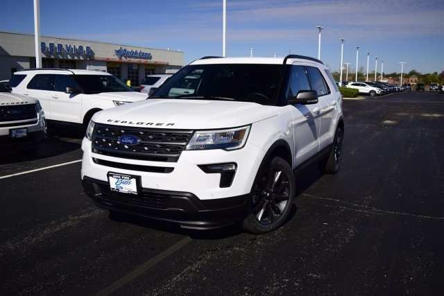 47 Concept of 2019 Ford Explorer Model with 2019 Ford Explorer