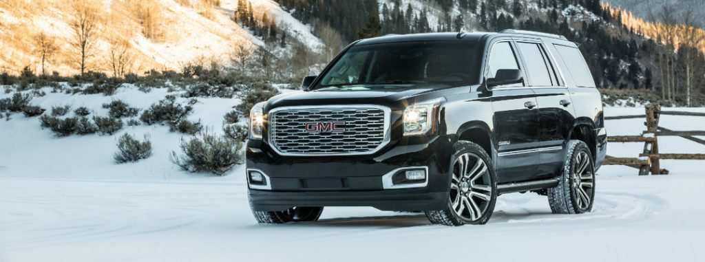 47 Concept of 2019 Gmc Yukon Configurations for 2019 Gmc Yukon