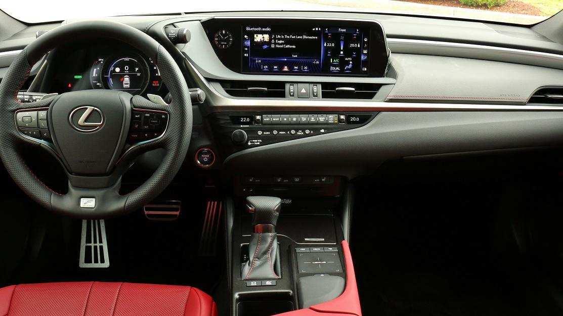 47 Concept of 2019 Lexus Es Interior Exterior with 2019 Lexus Es Interior
