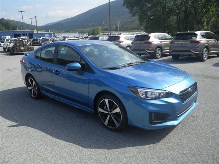 47 Concept of 2019 Subaru Impreza Sedan Rumors for 2019 Subaru Impreza Sedan