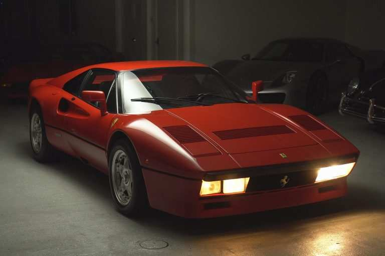 47 Concept of 2020 Ferrari 288 Gto Interior for 2020 Ferrari 288 Gto