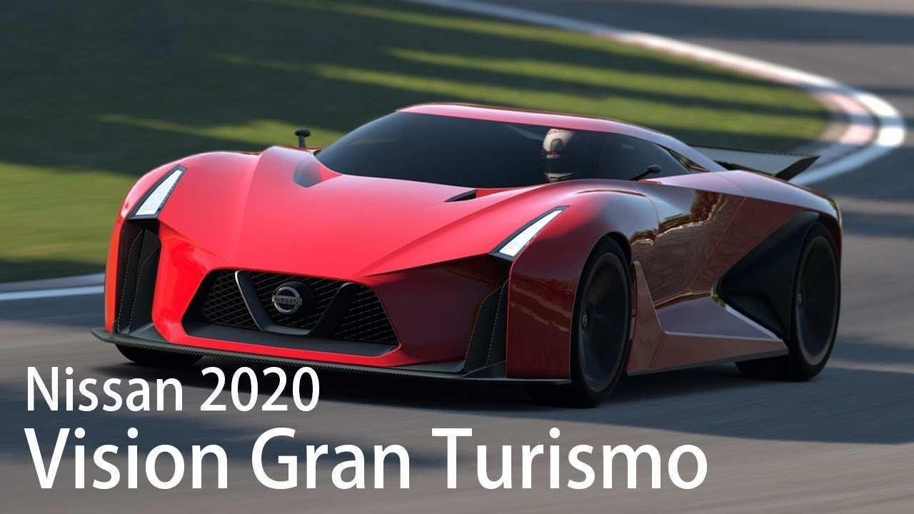 47 Concept of 2020 Nissan Vision Gran Turismo Exterior and Interior with 2020 Nissan Vision Gran Turismo