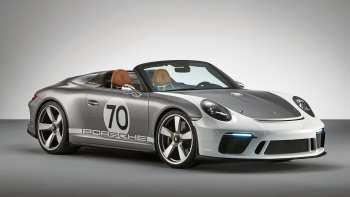 47 Concept of 2020 Porsche Speedster Review with 2020 Porsche Speedster