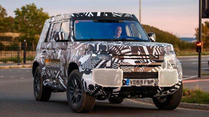 47 Concept of New Land Rover Defender 2020 Photos by New Land Rover Defender 2020