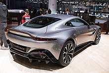 47 Gallery of 2019 Aston Martin Vantage Predictably Stunning Rumors by 2019 Aston Martin Vantage Predictably Stunning