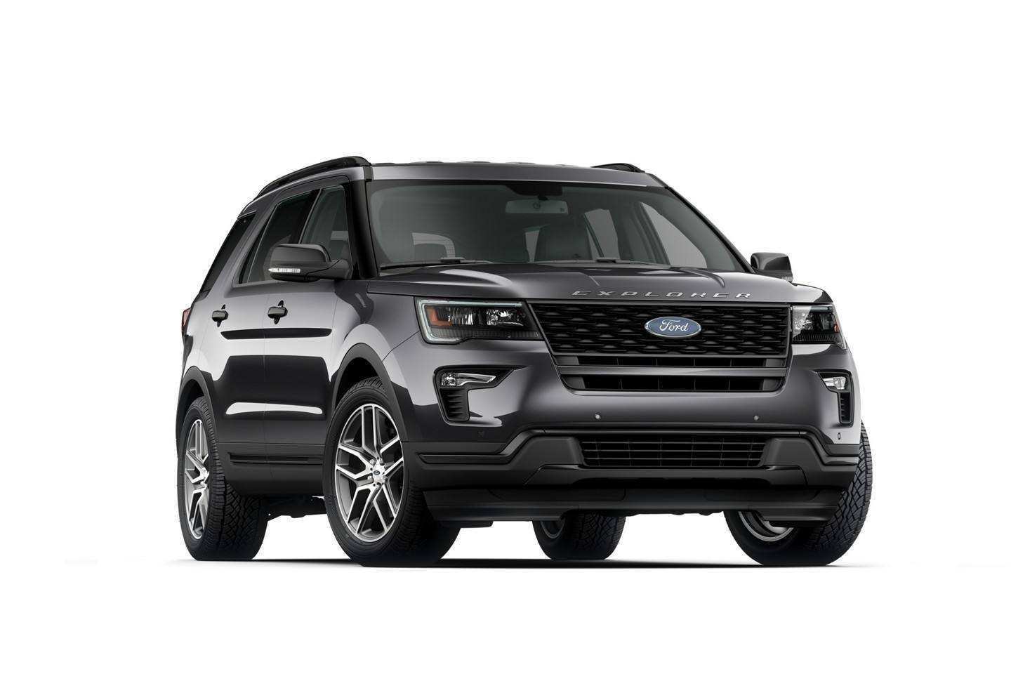 47 Gallery of 2019 Ford Suv Style with 2019 Ford Suv