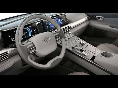 47 Gallery of 2019 Hyundai Nexo Interior Spy Shoot by 2019 Hyundai Nexo Interior