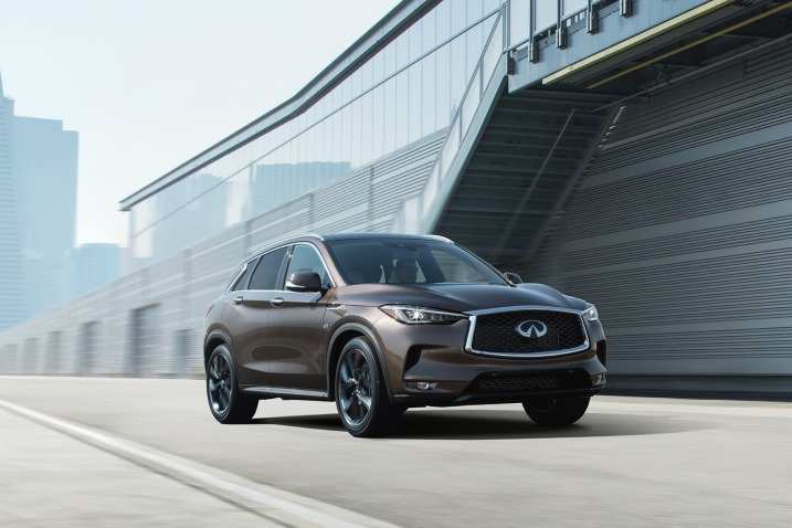 47 Gallery of 2019 Infiniti Qx50 Redesign Speed Test for 2019 Infiniti Qx50 Redesign