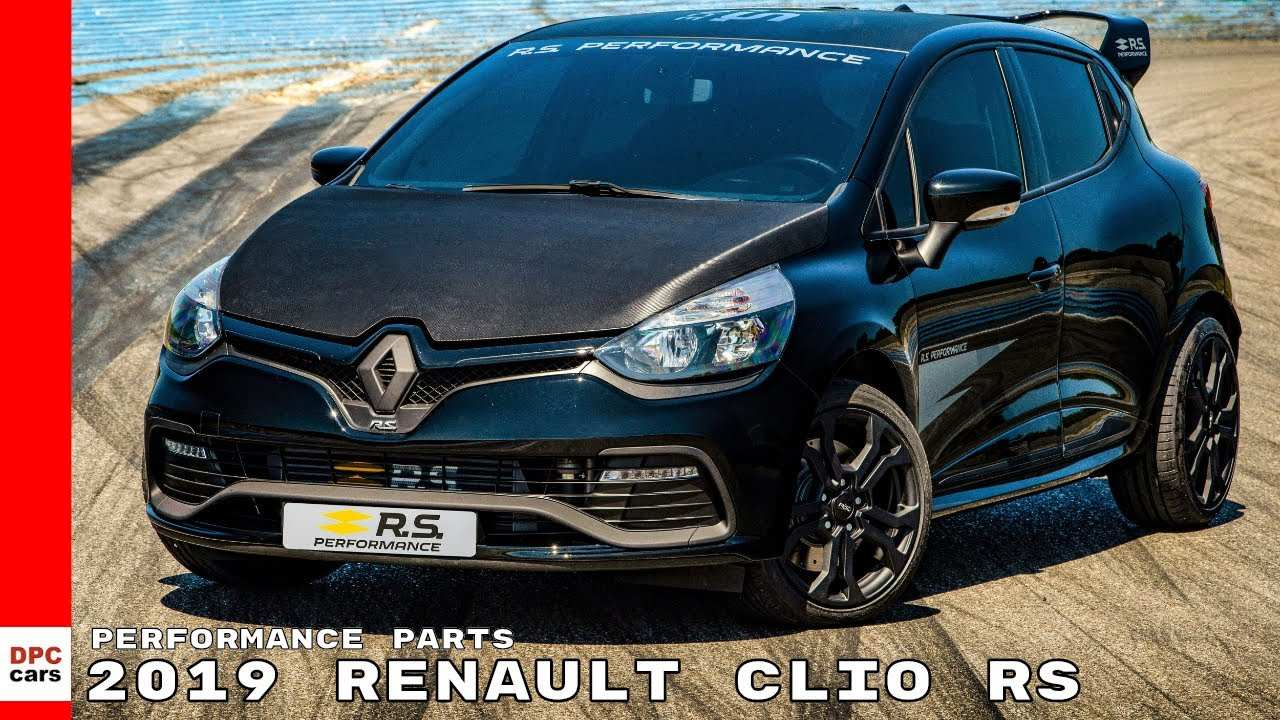 47 Gallery of 2019 Renault Clio Rs Spy Shoot by 2019 Renault Clio Rs