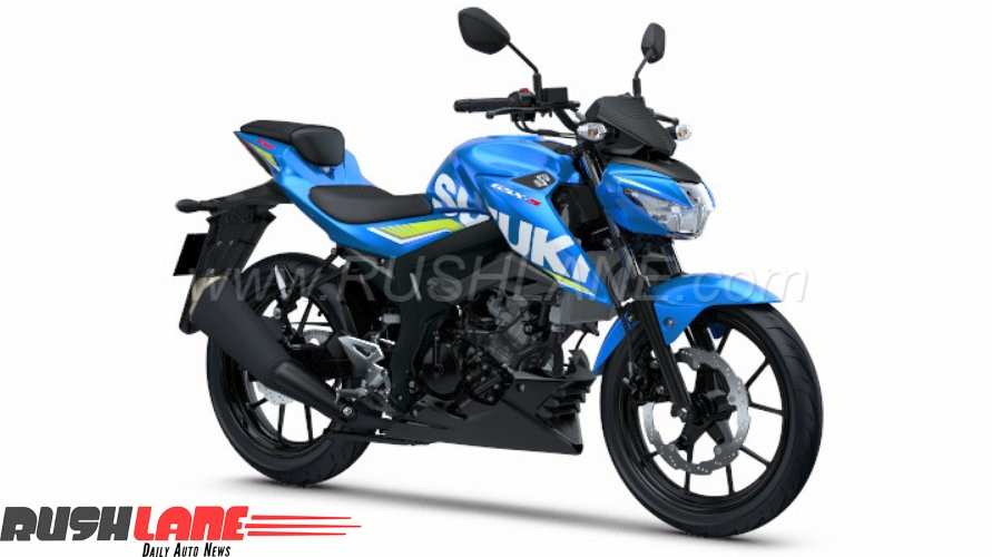 47 Gallery of 2019 Suzuki Motorcycle Models Spy Shoot for 2019 Suzuki Motorcycle Models