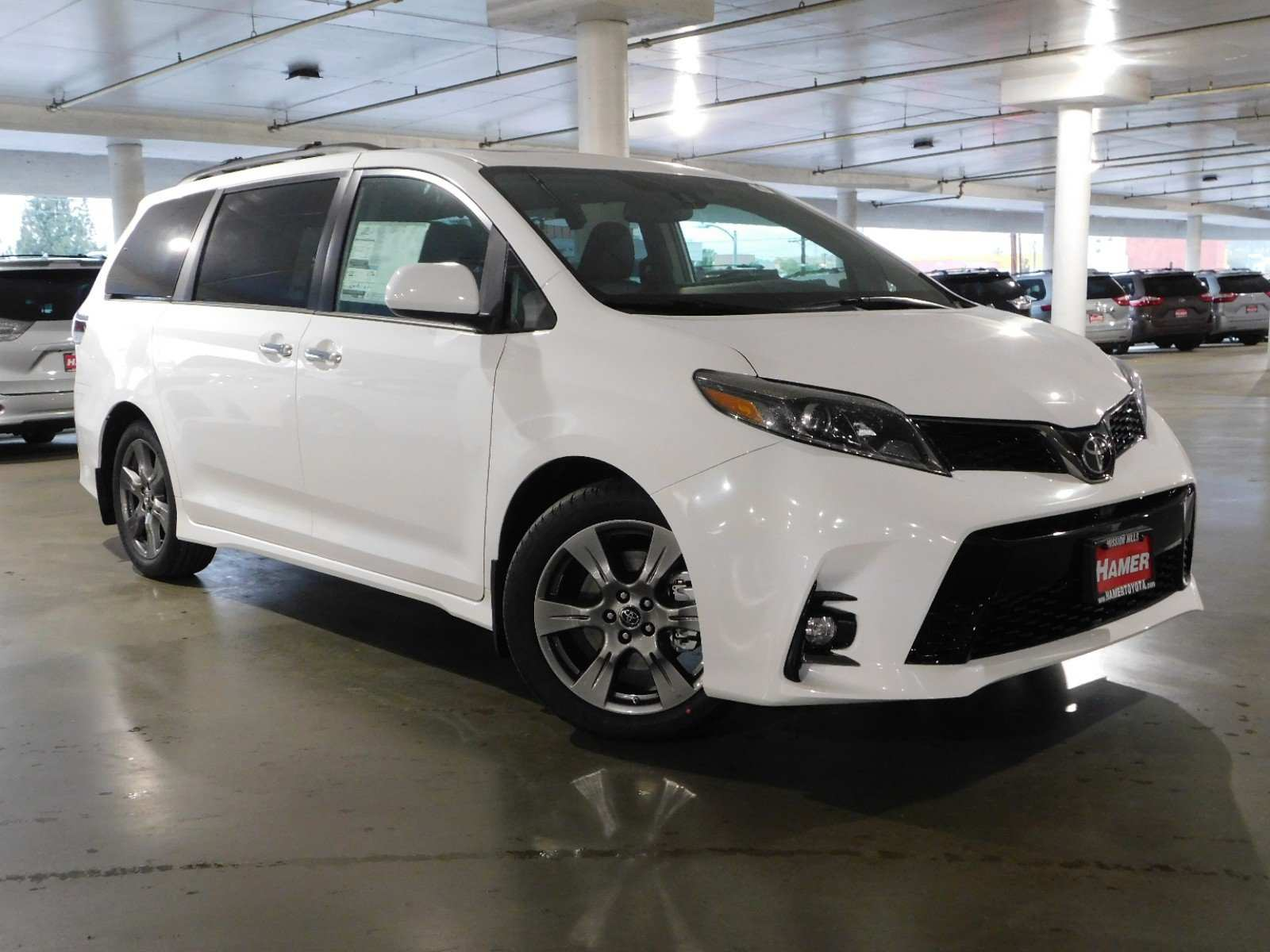 47 Gallery of 2019 Toyota Sienna Se Exterior with 2019 Toyota Sienna Se