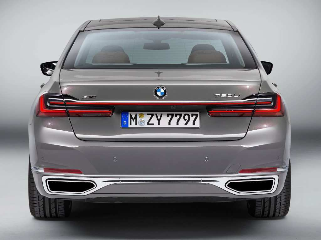 47 Gallery of 2020 Bmw 760Li New Review by 2020 Bmw 760Li