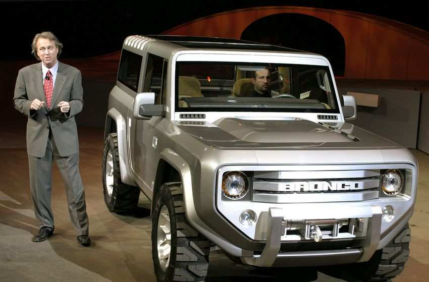 47 Gallery of 2020 Ford Bronco Auto Show Spesification for 2020 Ford Bronco Auto Show