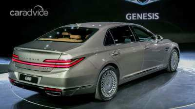47 Gallery of 2020 Genesis G90 New Concept by 2020 Genesis G90