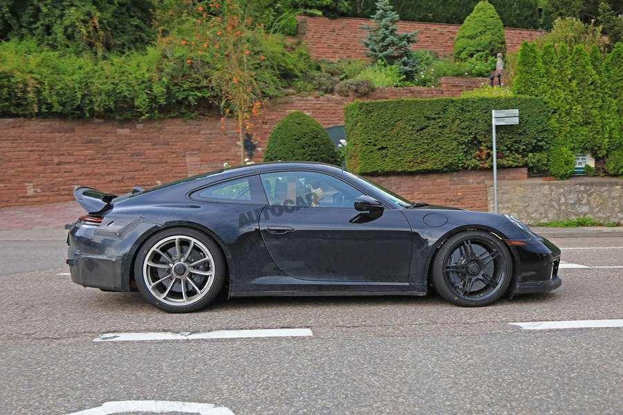47 Gallery of 2020 Porsche Gt3 Rs Speed Test by 2020 Porsche Gt3 Rs