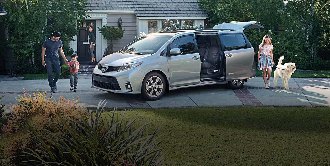 47 Gallery of 2020 Toyota Van Interior for 2020 Toyota Van