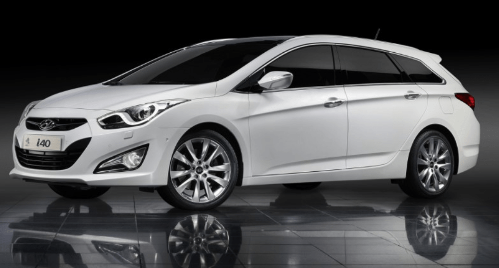 47 Gallery of Hyundai I40 2020 Exterior by Hyundai I40 2020