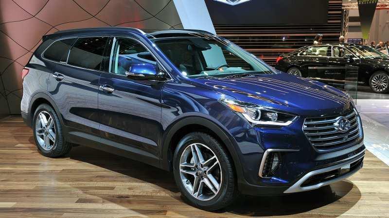 47 Gallery of Hyundai Santa Fe 2020 First Drive with Hyundai Santa Fe 2020