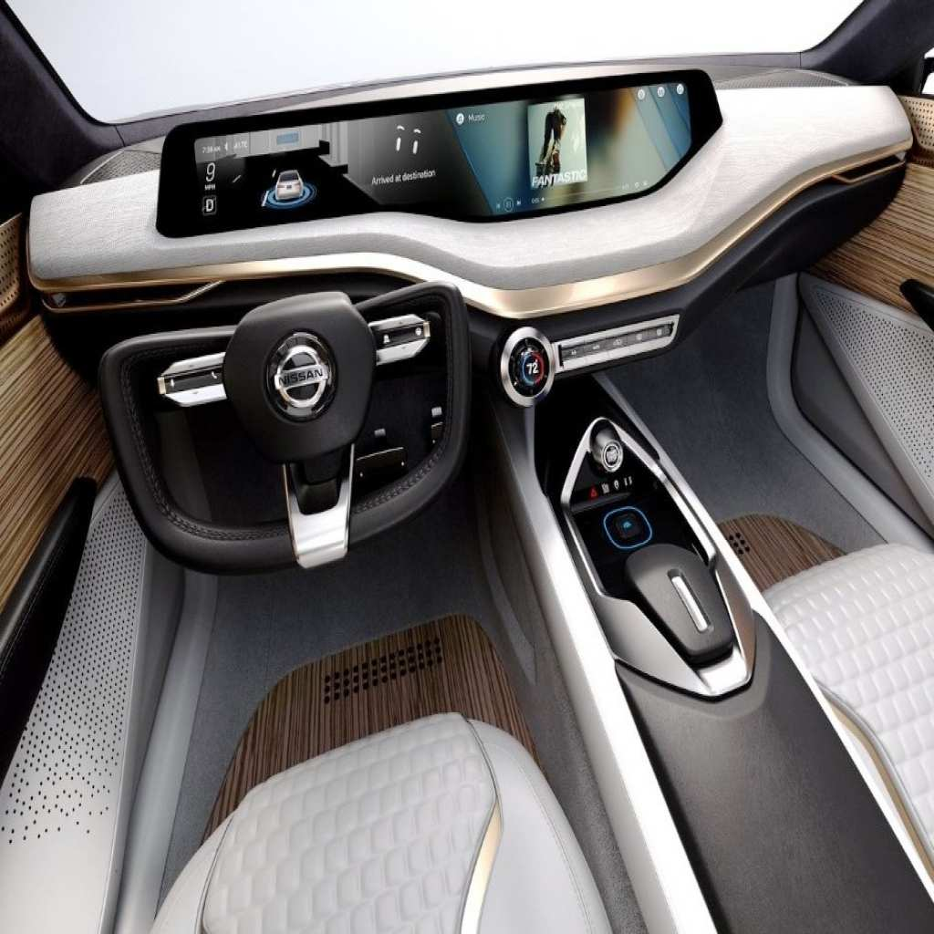 47 Gallery of Nissan 2020 Interior Exterior and Interior by Nissan 2020 Interior