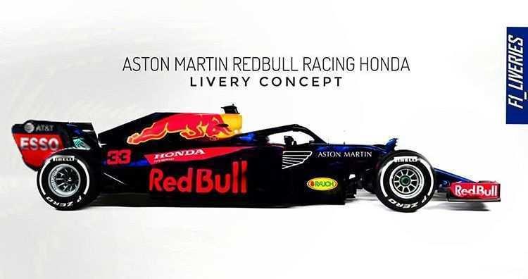 47 Great 2019 Aston Martin Red Bull Concept for 2019 Aston Martin Red Bull