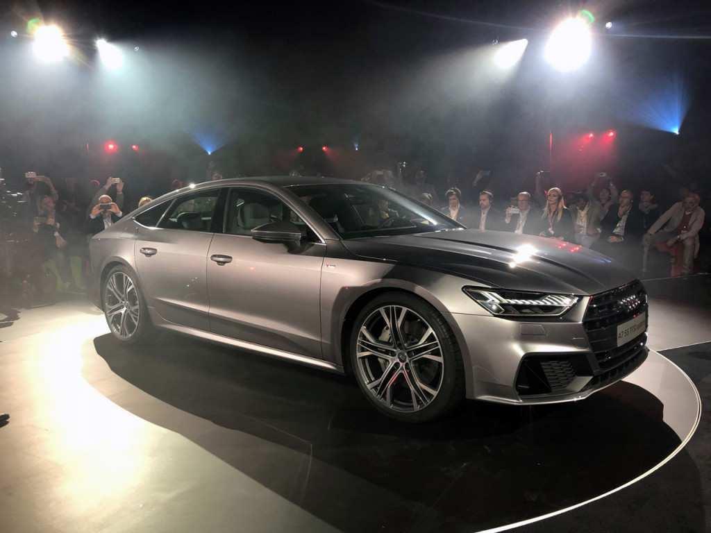 47 Great 2019 Audi A7 Frankfurt Auto Show Performance with 2019 Audi A7 Frankfurt Auto Show