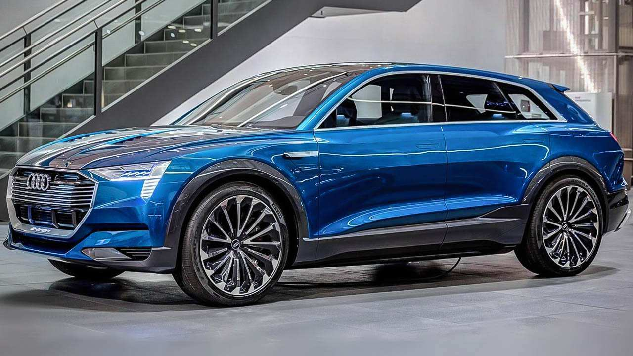 47 Great 2019 Audi E Tron Quattro Review by 2019 Audi E Tron Quattro