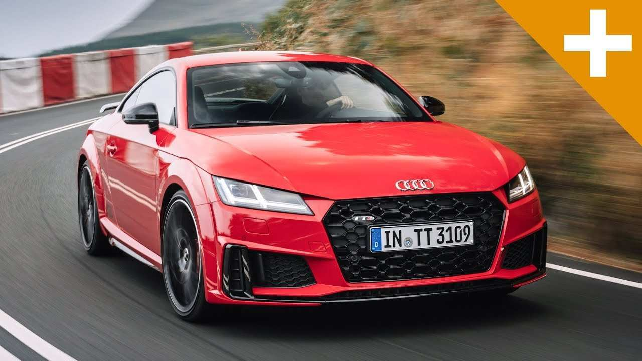 47 Great 2019 Audi Tt Performance and New Engine with 2019 Audi Tt