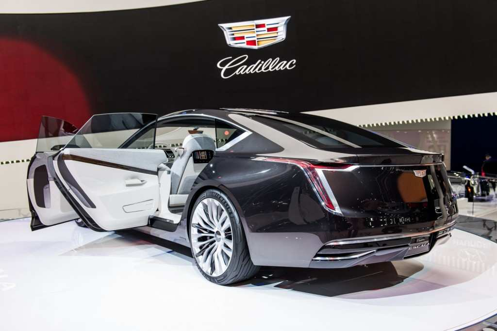 47 Great 2019 Cadillac Pics Exterior and Interior by 2019 Cadillac Pics