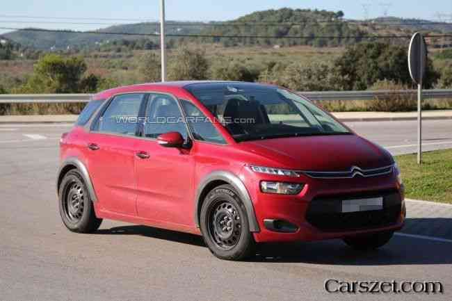 47 Great 2019 Citroen C4 Picasso Reviews with 2019 Citroen C4 Picasso