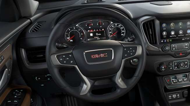 47 Great 2019 Gmc Interior Redesign with 2019 Gmc Interior