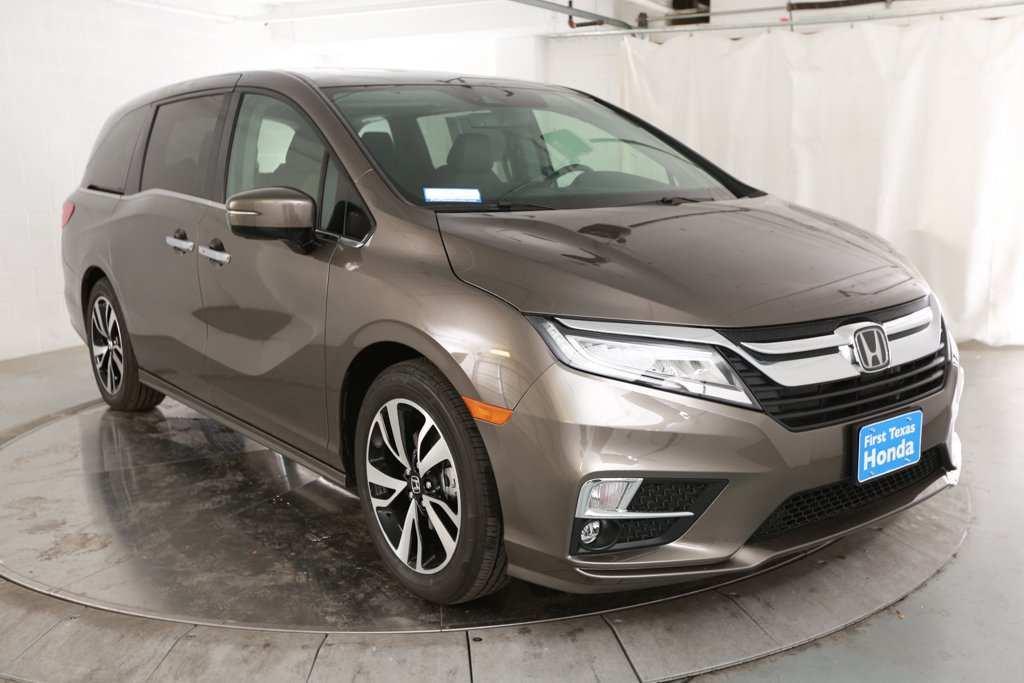 47 Great 2019 Honda Odyssey Release Release by 2019 Honda Odyssey Release