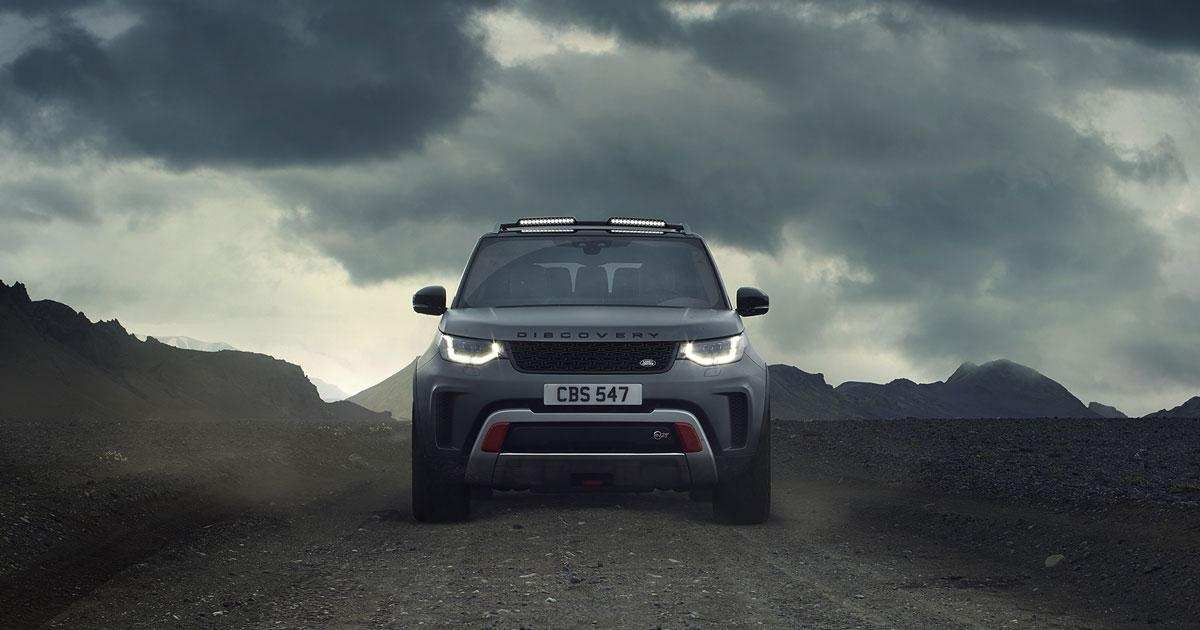 47 Great 2019 Land Rover Discovery Svx Pictures with 2019 Land Rover Discovery Svx