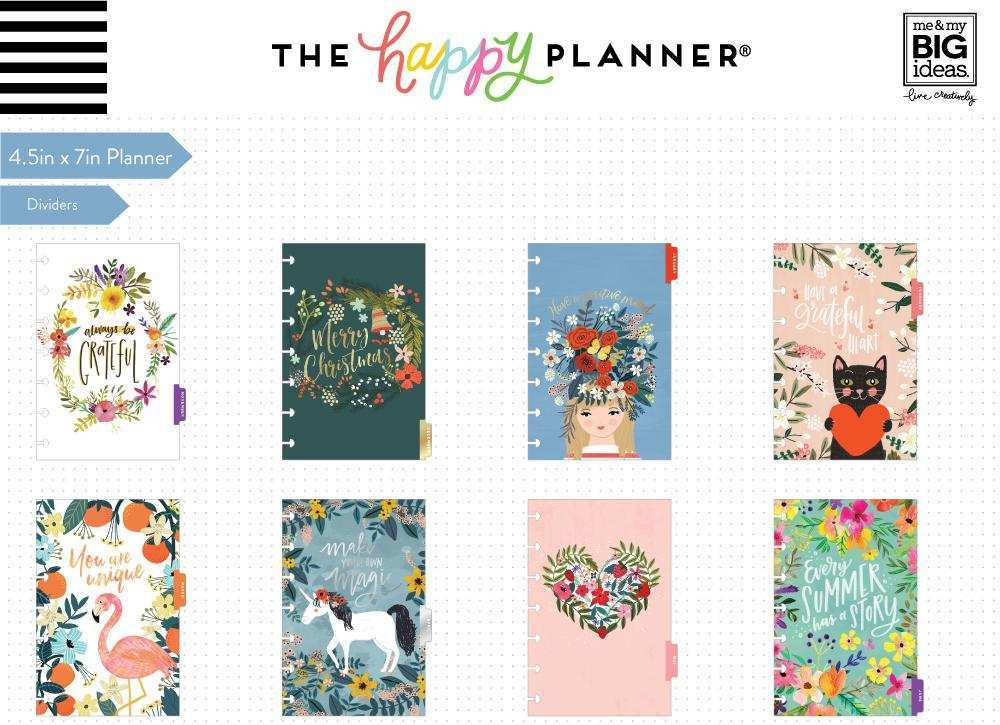 47 Great 2019 Mini Happy Planner Review by 2019 Mini Happy